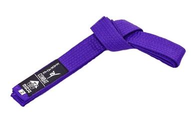 Пояс для кимоно Matsa MA-0040-V фиолетовый