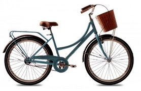 """Велосипед городской женский Ardis Verona-2 28"""" голубой, рама - 19"""""""