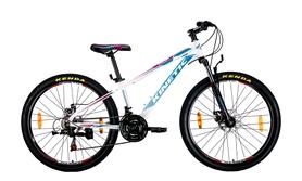"""Велосипед горный Kinetic Profi win17-067 26"""" белый, рама - 15"""""""
