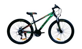 """Велосипед горный Kinetic Profi win17-069 26"""" зеленый, рама - 15"""""""