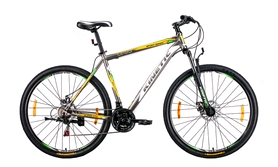 "Велосипед горный Kinetic Unic-steel win17-072 29"" серый, рама - 21"""