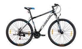 """Велосипед горный Kinetic Unic-steel win17-073 29"""" черный, рама - 21"""""""