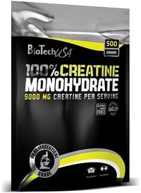 Креатин BioTech 100% Creatine Monohydrate (500 г)