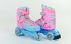 Коньки роликовые Kepai SK-321 Pink - фото 3
