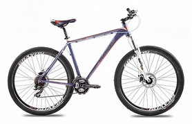 "Велосипед горный Ardis Discovery 2016 - 29"", рама - 21"", сине-белый (AD-0168)"
