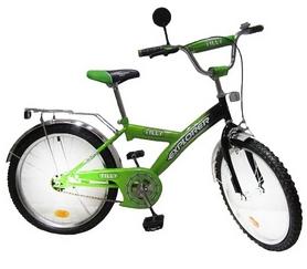 """Велосипед детский Baby Tilly Explorer 20"""" green/black"""