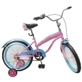 """Велосипед детский Baby Tilly Cruiser 18"""" Pink"""