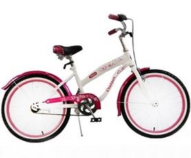 """Велосипед детский Baby Tilly Cruiser - 20"""", розовый (T-22031)"""