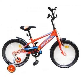 """Велосипед детский Baby Tilly Flash - 18"""", оранжевый (T-21842)"""