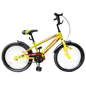 "Велосипед детский Baby Tilly Flash 20"" Yellow"