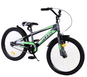 """Велосипед детский Baby Tilly Flash 20"""" Grey"""