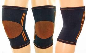 Наколенники эластичные Kepai BC-5947-OR оранжевые - S