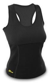 Майка для фитнеса женская Hot Shapers FI-4818-BK черная
