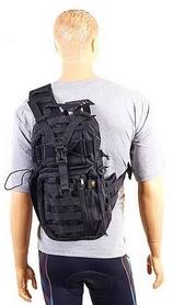 Распродажа*! Рюкзак тактический Tactic TY-5386-BK черный