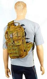 Рюкзак тактический Tactic TY-5386-H хаки