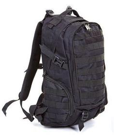 Рюкзак тактический Tactic TY-9332-BK черный