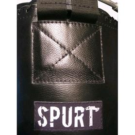 Мешок боксерский (кожа) 180х40 см - Фото №2