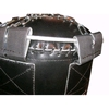 Мешок боксерский (кожа) 180х40 см - Фото №4