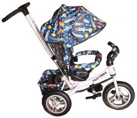 "Велосипед трехколесный Baby Tilly Trike - 12"", белый (T-351-10 WHITE)"