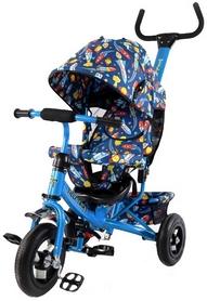 Велосипед трехколесный Baby Tilly Trike T-351-10 синий
