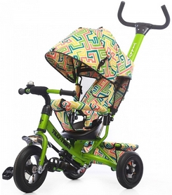 "Велосипед трехколесный Baby Tilly Trike - 12"", зеленый (T-351-3 GREEN)"