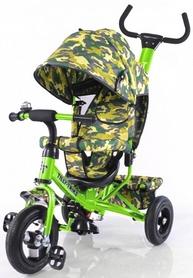 Велосипед трехколесный Baby Tilly Trike T-351-8 салатовый
