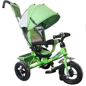 Велосипед трехколесный Baby Tilly Trike T-364 зеленый