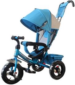 Велосипед трехколесный Baby Tilly Trike T-364 синий