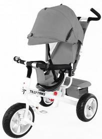"Велосипед трехколесный Baby Tilly Trike - 12"", серый (T-371 GREY)"