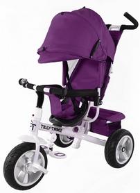 Велосипед трехколесный Baby Tilly Trike T-371 фиолетовый