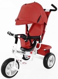 Велосипед трехколесный Baby Tilly Trike T-371 красный