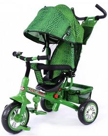 Велосипед трехколесный Baby Tilly Zoo-Trike T-342 зеленый