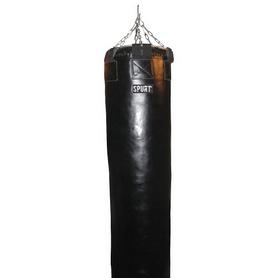 Мешок боксерский (кожа) 180х40 см