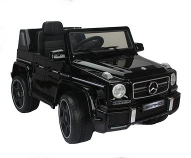 Электромобиль детский Baby Tilly Джип T-7911 Mercedes G63 AMG черный