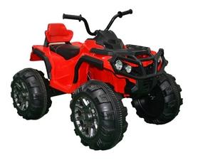Электромобиль квадроцикл детский Baby Tilly T-733 красный