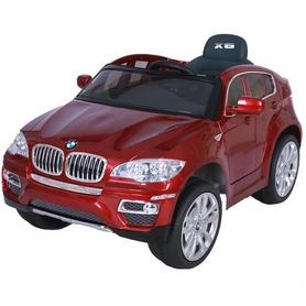 Электромобиль детский Baby Tilly Джип T-791 BMW X6 красный