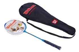Набор для бадминтона (1 ракетка, чехол) Wilson Four WYZ-81-B синий