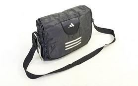 Сумка через плечо Adidas AD GA-8119-2 черная