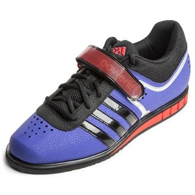 Штангетки Adidas Powerlift II Weightlifting темно-синие