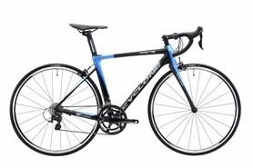 """Велосипед шоссейный Cyclone FRС 75 28"""" черно-синий, рама - 55 см"""