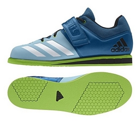 Штангетки Adidas Powerlift III Weightlifting синие