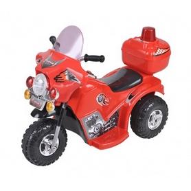 Электромобиль мотоцикл детский Baby Tilly T-723 красный