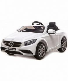Электромобиль детский Baby Tilly T-799 Mercedes S63 AMG белый