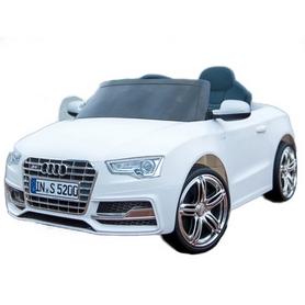 Электромобиль детский Baby Tilly T-796 Audi S5 белый