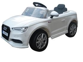 Электромобиль детский Baby Tilly T-795 Audi A3 белый