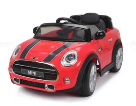Электромобиль детский Baby Tilly T-7910 Mini красный