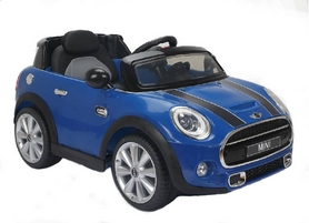 Электромобиль детский Baby Tilly T-7910 Mini голубой