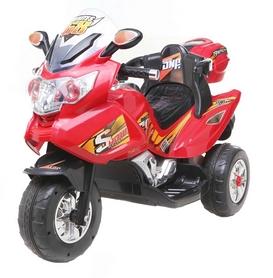 Электромобиль мотоцикл детский Baby Tilly T-722 красный