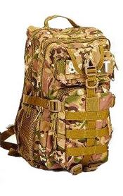 Рюкзак тактический Tactic SWAT-3P-CP 35 л камуфляж