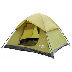 Палатка трехместная Kilimanjaro 2017 SS-06t-122-3-3m хаки